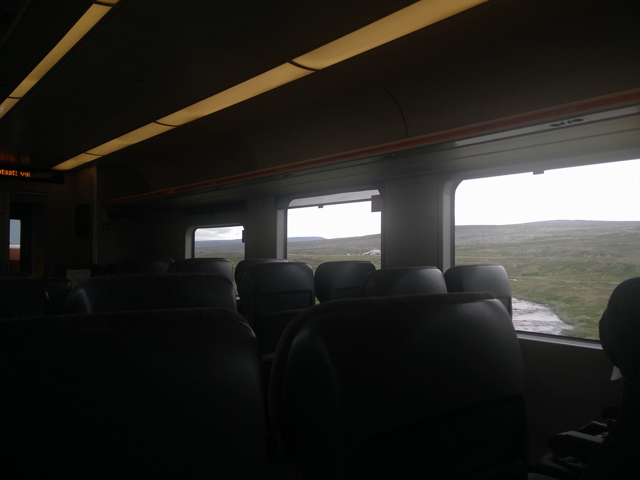 Travel to Lofoten Island